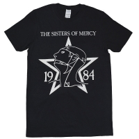 THE SISTERS OF MERCY 1984 Tシャツ