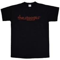 THE STOOGES Vintage Logo Tシャツ