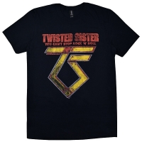 TWISTED SISTER You Can't Stop Rock 'N' Roll Tシャツ