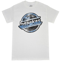 THE STROKES Distressed OG Magna Tシャツ