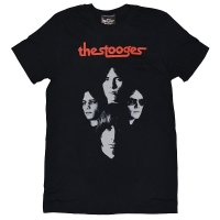 THE STOOGES Faces Tシャツ