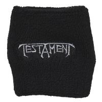 TESTAMENT Logo リストバンド