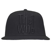 THE WHO Arrow Logo スナップバックキャップ