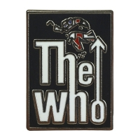 THE WHO Leap Logo ピンバッジ