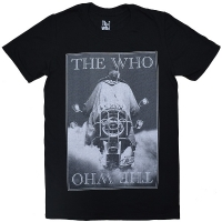 THE WHO Quadrophenia Tシャツ