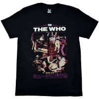 THE WHO Japan '73 Tシャツ