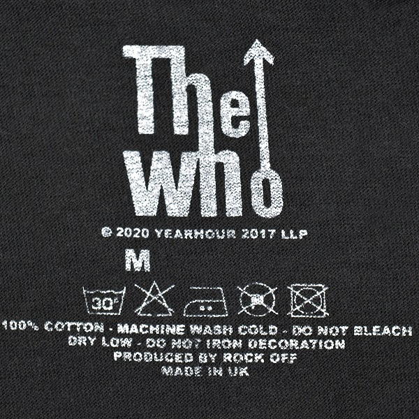 the who black 2019