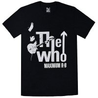 THE WHO Maximum R&B Tシャツ