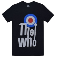 THE WHO Elevated Target Tシャツ
