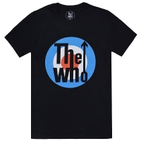 THE WHO Classic Target Tシャツ