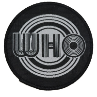 THE WHO Circles Logo Patch ワッペン
