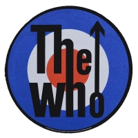 THE WHO Target バックパッチ