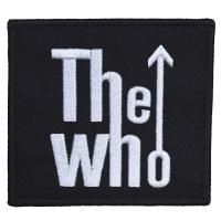 THE WHO Arrow Logo Patch ワッペン