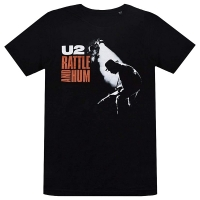 U2 Rattle And Hum Tシャツ
