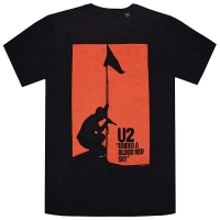 U2 Blood Red Sky Tシャツ