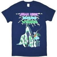 URIAH HEEP Demons & Wizards Tシャツ