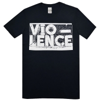 VIO-LENCE Logo Tシャツ