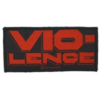 VIO-LENCE Logo Patch ワッペン