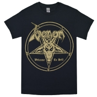 VENOM Welcome To Hell Tシャツ