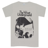 THE VELVET UNDERGROUND White Light/White Heat Tシャツ