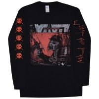 VOIVOD War And Pain ロングスリーブ Tシャツ