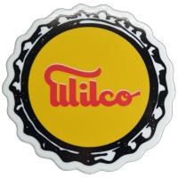 WILCO Bottlecap Logo ステッカー