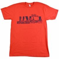WILCO Pedal Skyline Tシャツ