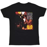 WU-TANG CLAN Enter The Wu-Tang Tシャツ