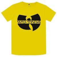 Wu-Tang Clan Pot Leaf Clan Logo Tシャツ