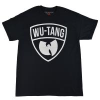 WU-TANG CLAN Classic Logo Pick Tシャツ