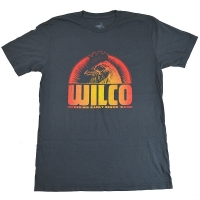 WILCO Vintage Black Rooster Tシャツ
