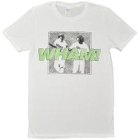 WHAM! Checkered Tシャツ