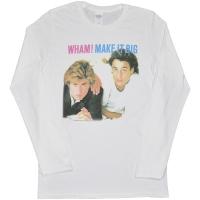 WHAM! Make It Big ロングスリーブ Tシャツ