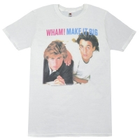 WHAM! Make It Big Tシャツ