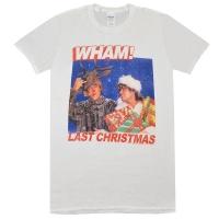 WHAM! Last Christmas Tシャツ