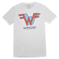 WEEZER 3D Logo Tシャツ