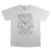 WEEZER Lightning Hands Tシャツ