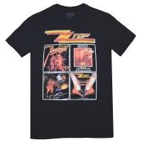 ZZ TOP Top Albums Tシャツ