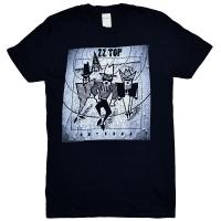 B品 ZZ TOP Antenna Tシャツ